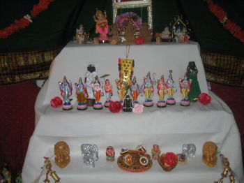 Images Of Cake With Name Golu : craft room ideas: Ecards Blog Archive Arrangenavarathri Golu